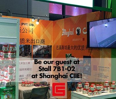 Garibsons to Showcase at Shanghai CIIE