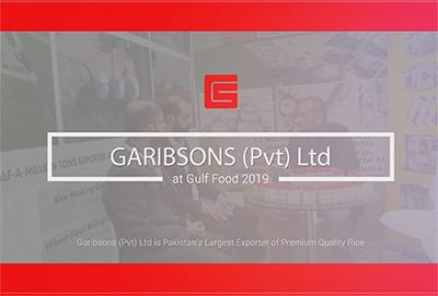 Garibsons at Gulf Food 2019
